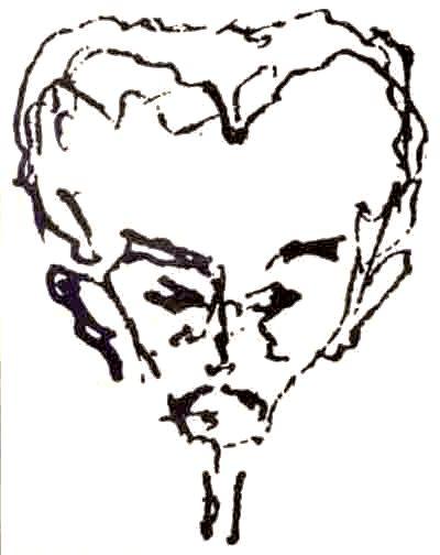 Autorretrato de José Martí
