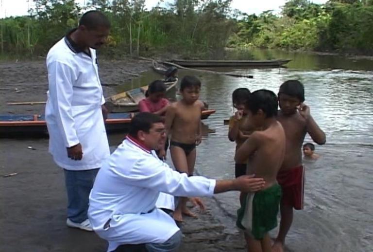 Brigada cubana en Bolivia arriba a las 58 millones de consultas médicas. FOTO: Yordanis Rodríguez Laurencio/CUBADEBATE