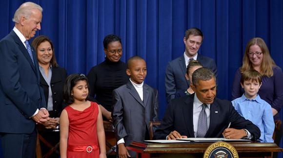 Barack Obama. Foto: AFP.