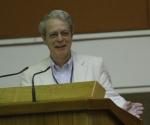 Frei Betto pronuncia discurso en la entrega del premio. Foto: Ismael Francisco/Cubadebate.
