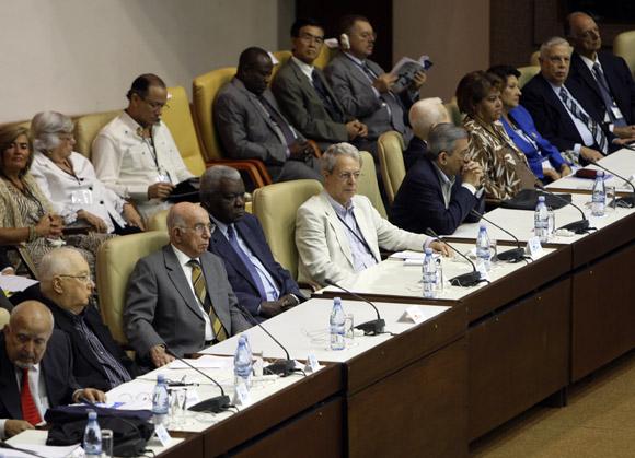 Presidencia. Foto: Ismael Francisco/Cubadebate.