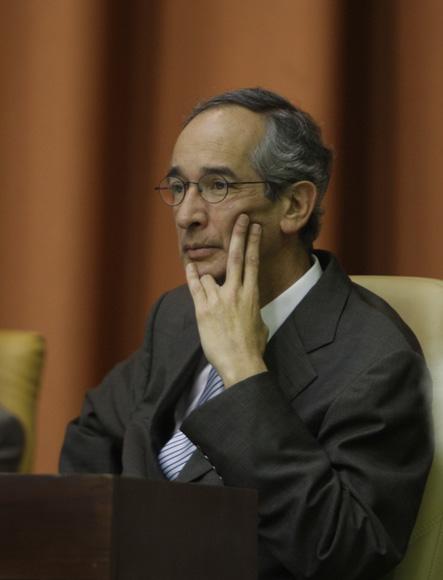 Álvaro Colom, ex presidente de Guatemala. Foto: Ismael Francisco/Cubadebate.