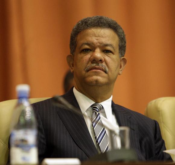 Leonel Fernandez, ex presidente de República Dominicana. Foto: Ismael Francisco/Cubadebate.