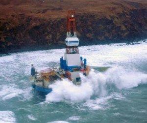 Alaska al borde de una desastre ecológico