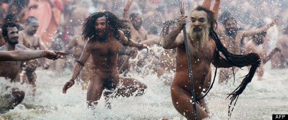 INDIA-RELIGION-KUMBH MELA