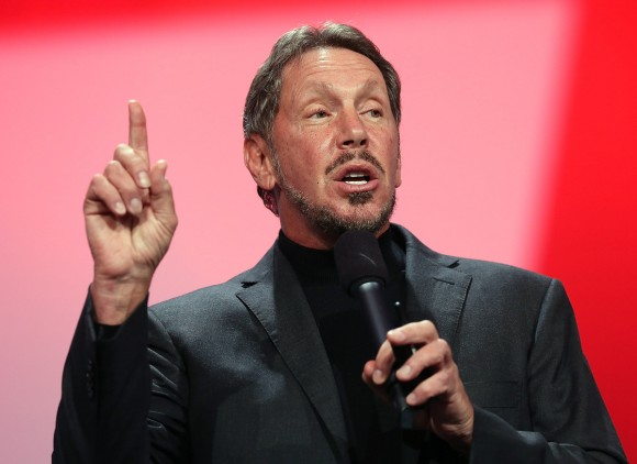 Larry Ellison (USD 39.300 millones)