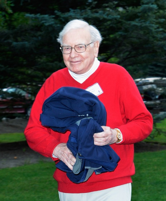 Warren Buffett (47.900 millones)