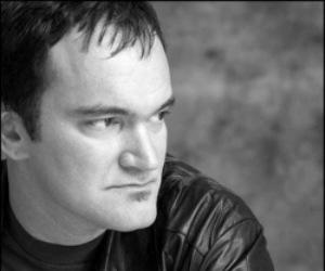 El director norteamericano de cine, Quentin Tarantino