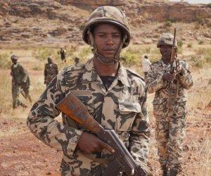 Ejército de Mali. Foto: AP.