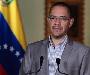 Ernesto Villegas, Ministro de Comunicación e Información de Venezuela.