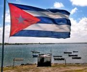 Imágenes de la zona costera del litoral norte tunero del municipio de Puerto Padre, en la oriental provincia de Las Tunas, Cuba, el 25 de febrero de 2013. AIN/FOTO/Yaciel Peña de ña Peña