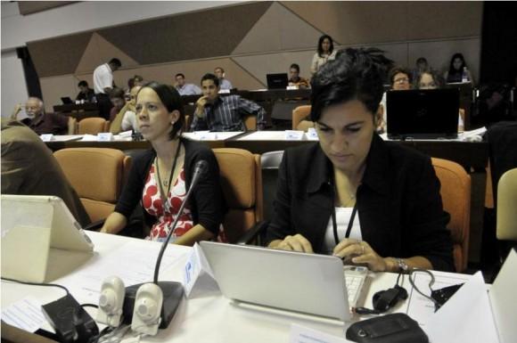Maite López, de CubaAhora