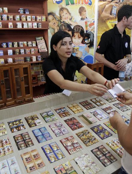 XXII Feria Internacional del Libro Cuba 2013. Foto: Ismael Francisco/Cubadebate.