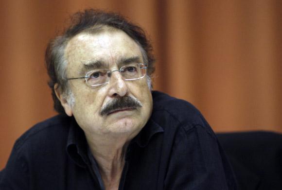 Ignacio Ramonet en la III Conferencia Internacional Por el Equilibrio del Mundo