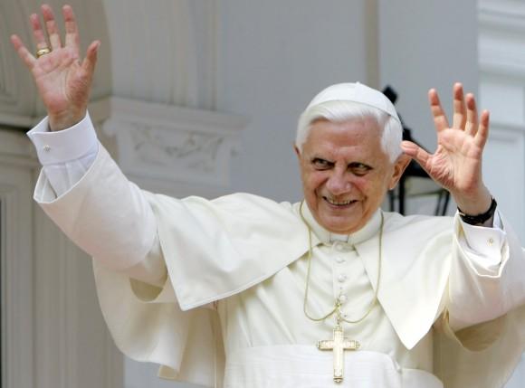 Papa se despide de sus feligreses