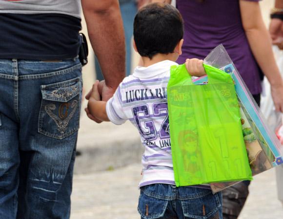 Niños en la Feria del Libro. Foto: Ladyrene Pérez/Cubadebate.
