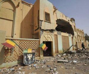 atentado en Mali
