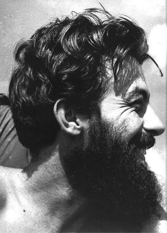 Camilo Cienfuegos. Foto: Perfecto Romero.