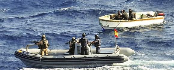 Los piratas Somalíes son cada vez más peligrosos en los asaltos a buques de cargas