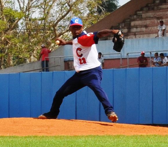 Odelín se quedó sin equipo. FOTO: Cubadebate