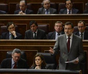 parlamento español Mariano Rajoy