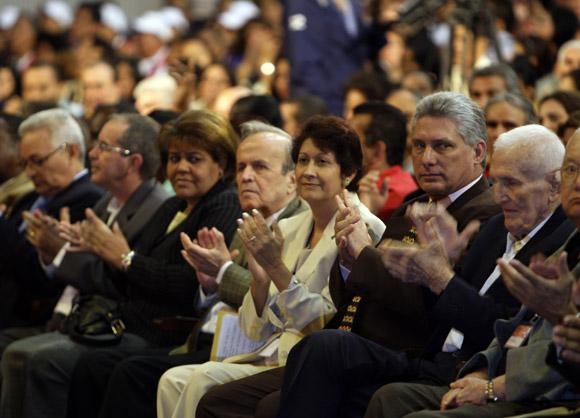 Apertura de Pedagogía 2013. Foto: Cubadebate/ Ismael Francisco