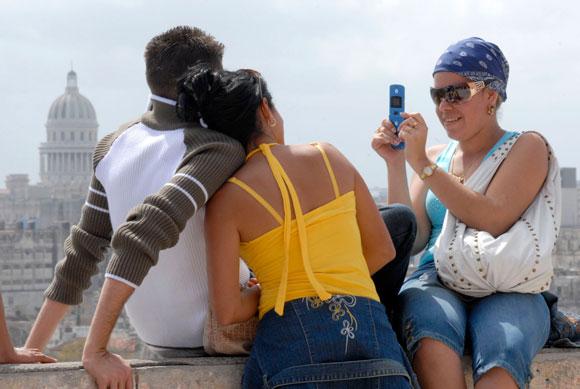 Día de los enamorados en Cuba