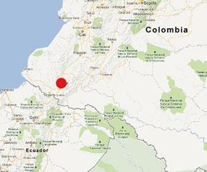 Terremoto de 7,0 sacude a Colombia