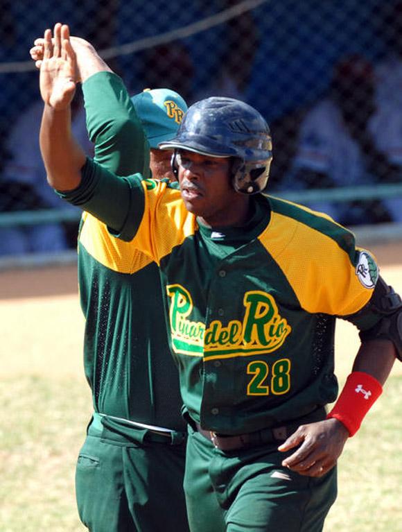 Pinar del Río lidera la LIII Serie Nacional de Béisbol con foja de 16-8. Foto: Archivo.