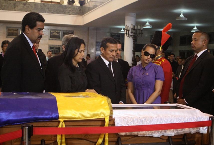 Presidente de Perú, Ollanta Humala. FOTO: Miraflores