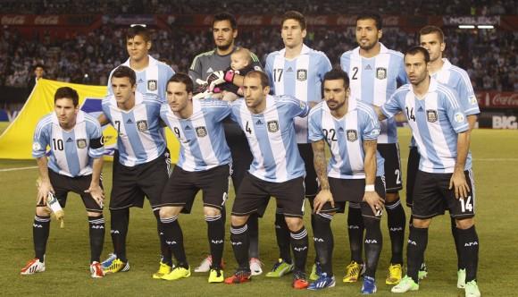 ARGENTINA - VENEZUELA