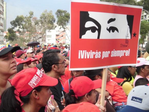 Caracas de las banderas