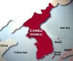 Corea-Mapa