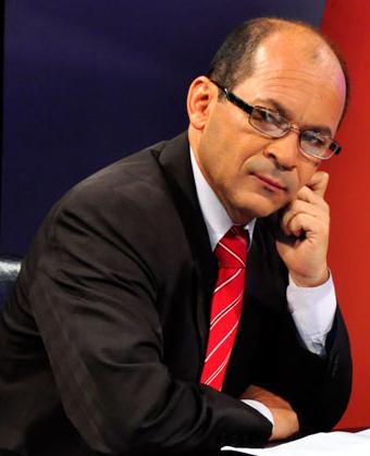 Edgardo Ramírez, embajador de Venezuela en Cuba. Foto: Roberto Garaicoa