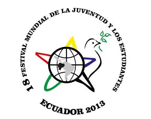Logo Festival Mundial de la Juventud