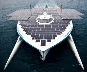 Barco solar volverá a zarpar en mayo