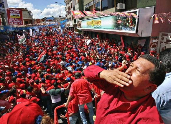 VENEZUELA-CHAVEZ-OBIT-FILE