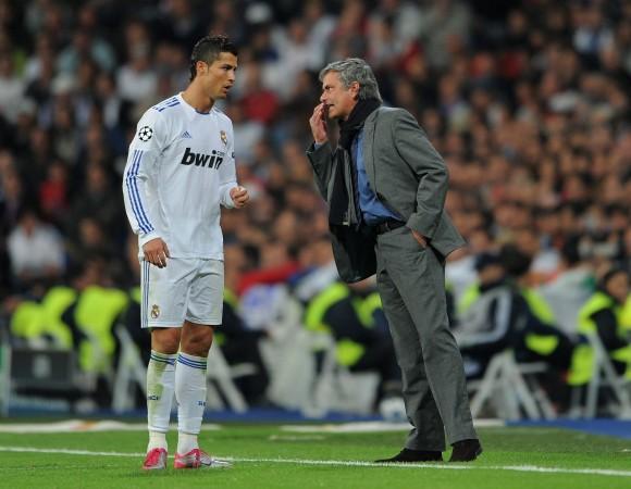 Ronaldo vs José Mourinho
