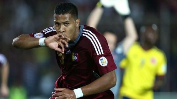 Venezuela alimenta su sueño de ir al Mundial