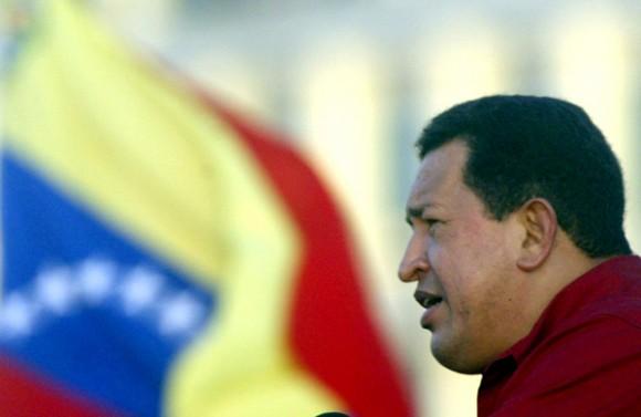 Chávez hablando en La Habana. Foto: Ismael Francisco/Cubadebate.