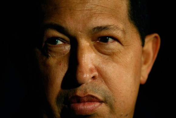 Mis fotogramas de Chávez