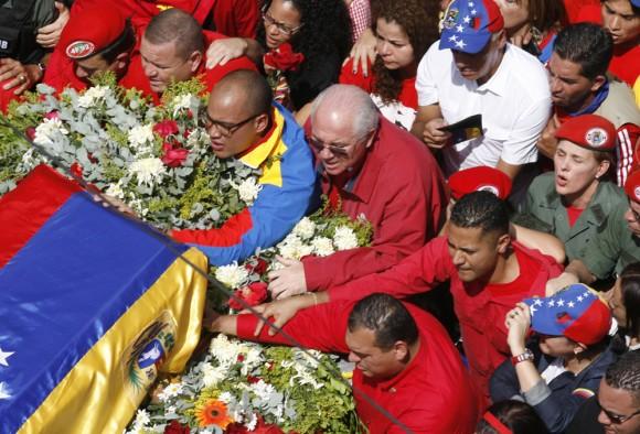(55)VENEZUELA-CARACAS-POLITICA-CHAVEZ