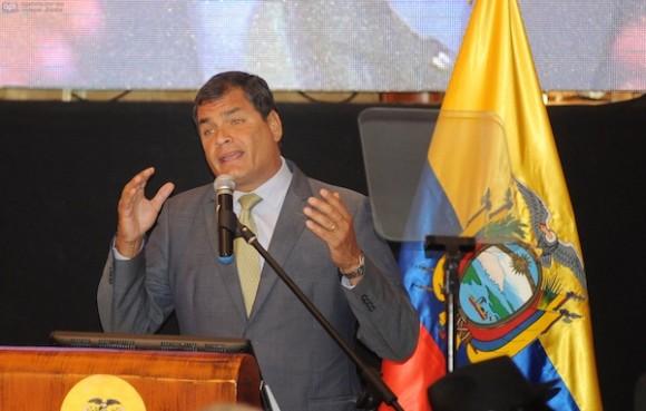Guayaquil, 11 de Marzo del 2013. Conferencia de los 21 cancilleres de los paises miembros de la CIDH.