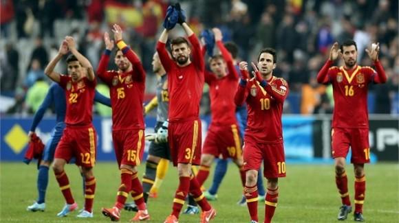 España avanzó a costa de Francia