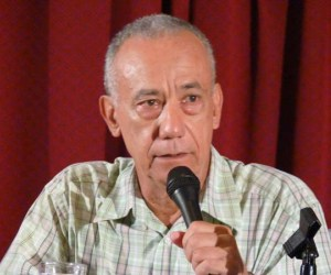 Fernando Martínez Heredia, uno de los analistas más prestigiosos de la contemporaneidad cubana. (Foto: Archivo)