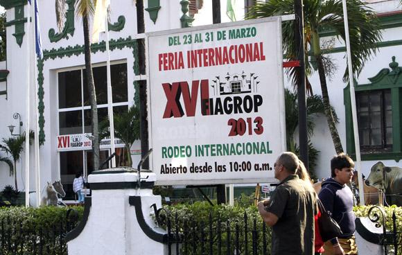 FIAGROP 2013. Foto: Ismael Francisco/Cubadebate..