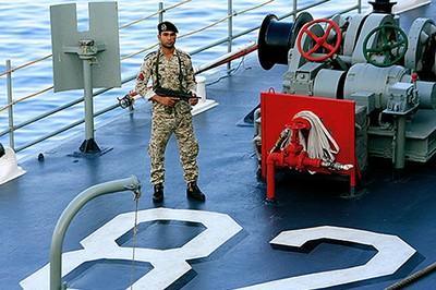 Marina de Guerra de EE.UU. realizaba ejercicios en suelo puertorriqueño. Foto: Archivo