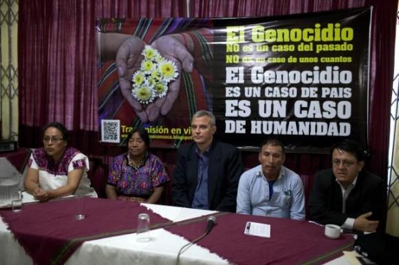 Supervivientes de genocidio en Guatemala, impacientes por el juicio a Ríos Montt