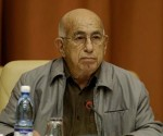 José Ramón Machado Ventura. Foto: Archivo/Cubadebate.