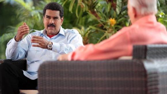 Alerta Maduro sobre conspiración de la CIA para  asesinar a Capriles